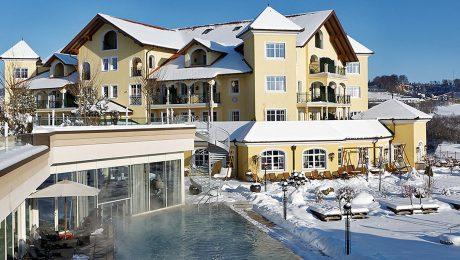 Neubau Hotel Jagdhof