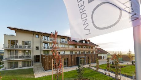 Hotelanbau Balancehotel Obermüller